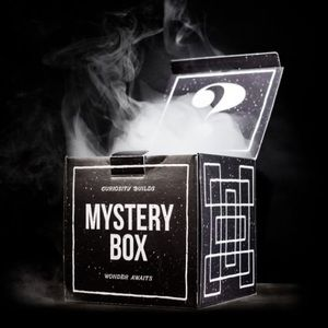 Men's Clothing and Accessories Mystery Box 5 items